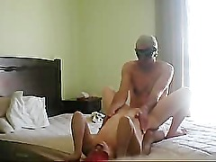 Blindfolded And Having Sex