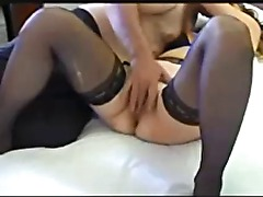 Amateur wife anal on real homemade