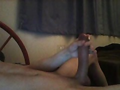 haveing a wank after working out part 2