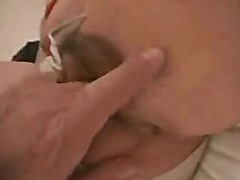 French busty brunette pov blow n anal!