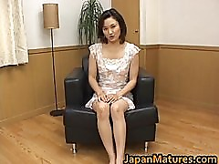 Hot mature Asian woman is amazing for part2