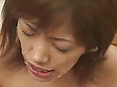 Japanese Amateur Experiences Multiple Cumshots