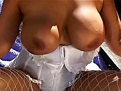 Ava Devine Drilled in DP