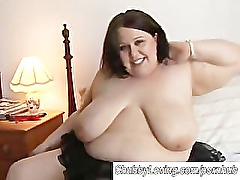 Beautiful big tits BBW amateur