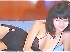 amateur asian solo fucking on cam