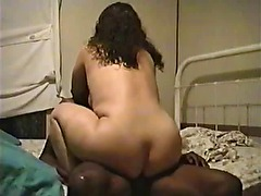 Horny Jersey Girl (Real Jersey Girl With a Phat Ass)