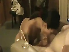 Amateur thai girl hot bj &; swallow cum