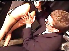 Boss Dominates His Employee bdsm bondage slave femdom domination