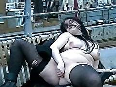 British Emmas bbw amateur pissing outdoors