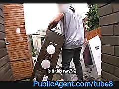 PublicAgent Frustrated British housewife gets rough sex in her garage