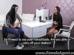 FemaleAgent - Let me teach you how to do it