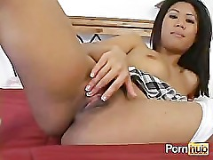 Asian Poke Holes 02 - Scene 6
