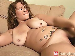Busty Mishy Toying Her Pussy