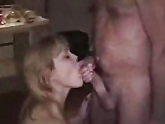 Amazing amateur threesome for a chubby girl