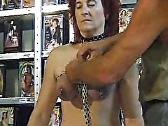 Mature amateur slave is used in different ways