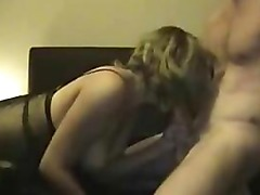 horny amateur couple
