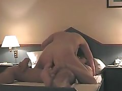 horny fuck with Anna in the hotelroom
