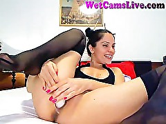 Hot Webcam Girl Does Everything You Ask Part 6