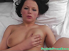 Teen cum lover gets whats shes after