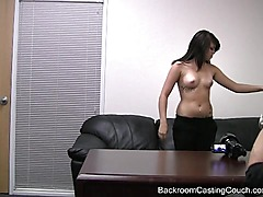 20yo Talked into Sucking Cock on Cam