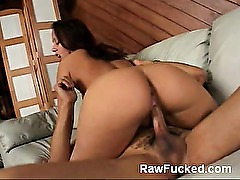 Kara Warren is the super slutty brunette that we all wish we knew. Shes the type thats willing to take any cock that comes her way and to prove it, we have this video of her dishing out her pussy to a guy she just met. Be sure to check it out.
