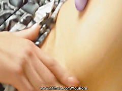 Hard Blowjob From Soft MILF