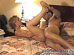 Big cock country BF screwing amateur girlfriend