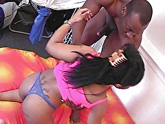 Dutch ebony amateur porn