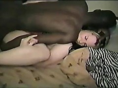 White Girl Fucking her man and his friend!!