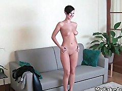 gorgeous Czech shows amazing tits