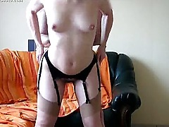 Naughty Slut Tapes Herself Getting Fucked