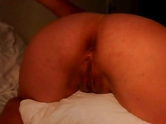 amateur anal sex - hot asshole of my wife