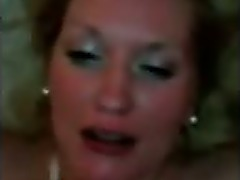 British facial slut