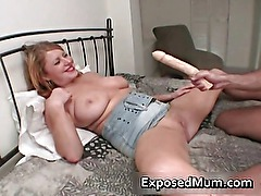 Knockers blonde Amateur audition success part2