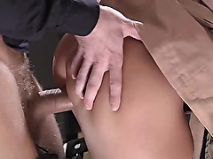 MAGMA FILM Gorgeous Bella Baby rides big dick