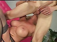 Sexy Granny Busty Blonde Cougar Licks Ass mature mature porn granny old cumshots cumshot