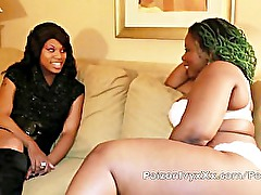 Ivy meets Angel Love!! Pussy Lickin GOOD!!