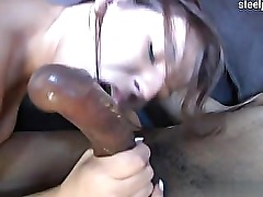 Sexy amateur extreme throat