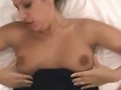 Wife Gets Cum Over Her Pretty Face