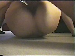homemade fuck on the floor