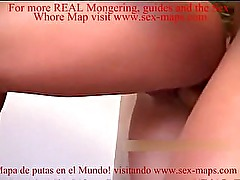 British amateur couple in their first home made porn film