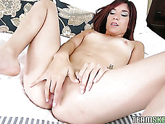 Leah Cortez cant wait to be penetrated by her hot man