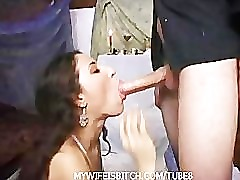 Oral With Hot Wife