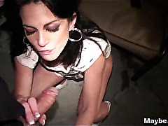 Night time anal fucking Molly Madison 2