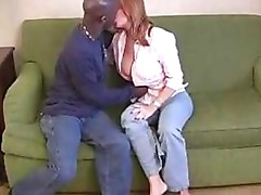 Sexy mature amateur wife and her black lover