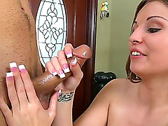 Araya Sun is a wonderful amateur babe with long history of fucking. She is devoted to what she is doing and today she enjoys huge and appetizing pecker.