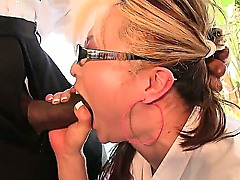 Being a nice girl Mia Rider, after she came after school at home, she is taking a good dick as deep as Sean Michaels, her stepdad can shove into her mouth.
