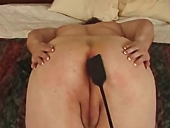 Amateur - BBW Fat Pussy Play &; Creampie Fuck