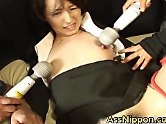 Anno Kiriya Hot Asian Slut Likes Bondage part5