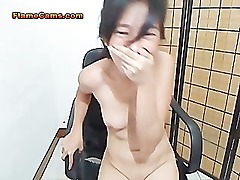 Small Boobs Asian Cam Girl
